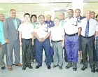 Chinese Police Officers Take Back Fond Memories Of Fiji