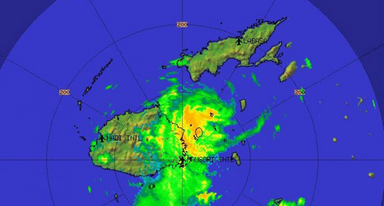 Tropical Depression 07F To Bring More Rain