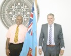 Tuitubou Talks Youth, Sport With Canada
