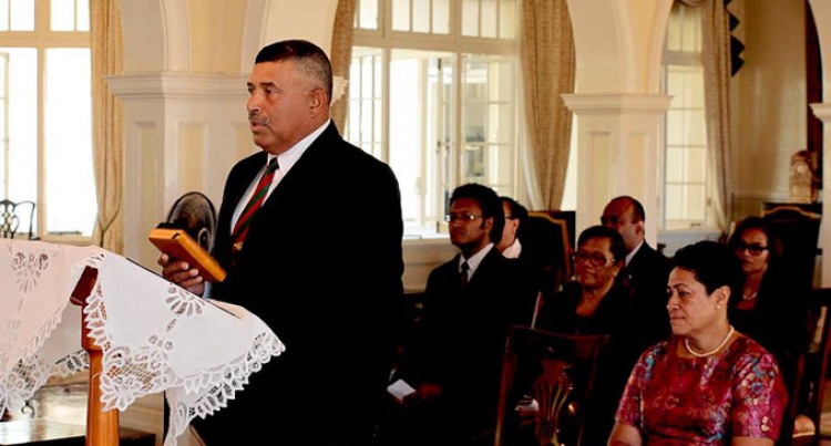 Tikoitoga Now Officially Ambassador To Ethiopia, Home Of African Union