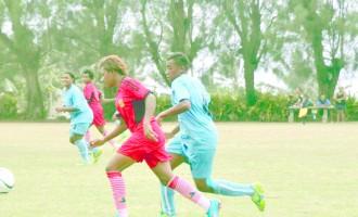 U17 Women  Determined