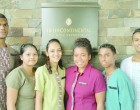 Six USP Interns Joins InterContinental Fiji