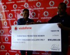 $50,000 Win Leaves Vodafone Promo Winner Overwhelmed