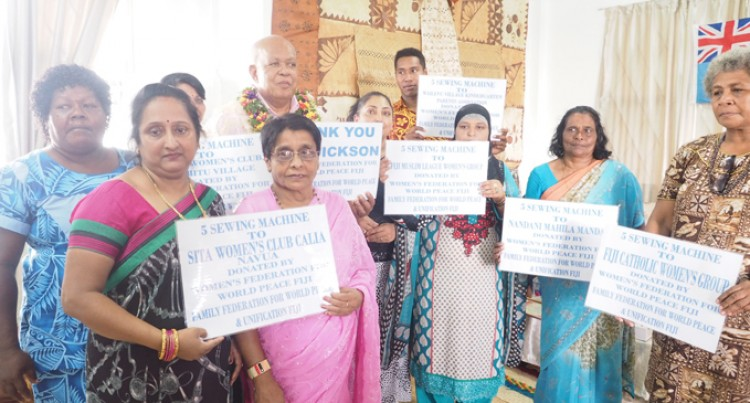 Women's Groups  Receives Boost