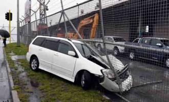 Accident At Suva Port