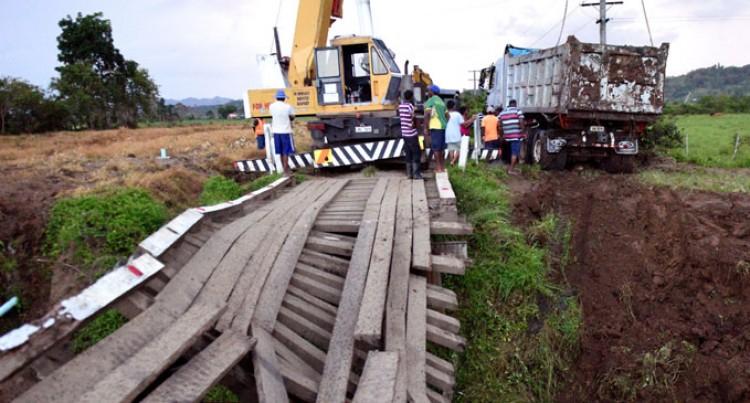 Temporary Access At Muaniweni