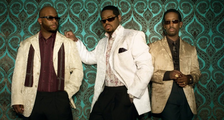 Biggest R&B Band in History Boyz II Men