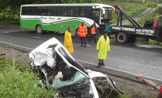 2 Die In Horror Start To New Year On Road