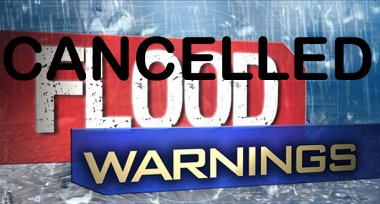 Flood Warning Cancelled Of Areas Downstream Of Wainibuka River