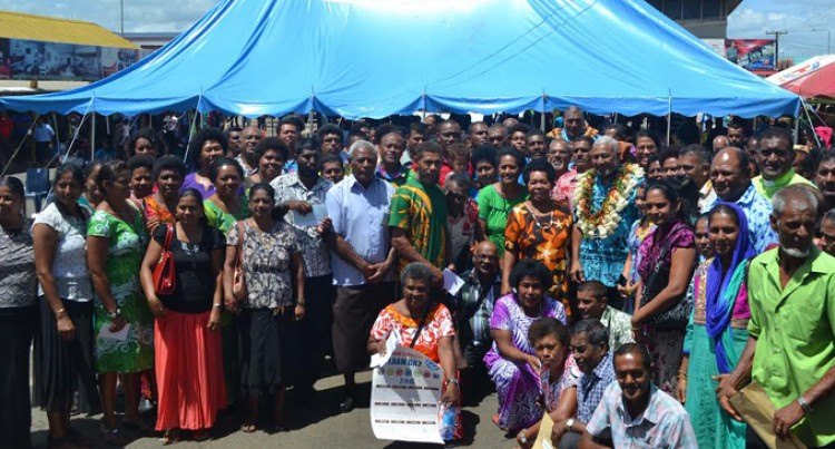 Relief For 72 Squatter Residents