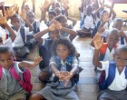 Water Supply, Little Land To Plant  A Challenge, Says Headteacher