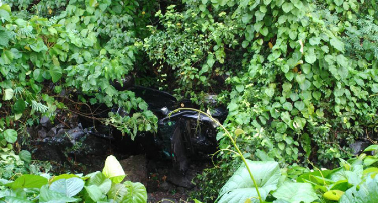 Taveuni Crash, Woman, 22, Dies