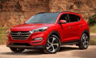 All-New Tucson Named AAA's 'Top Vehicle Picks for 2016' in US