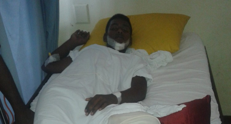 Cyclone Lands Family Of Nine In Hospital