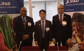 Fiji To Access Korean Funds