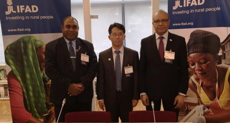 Fiji To Access Korean Funds