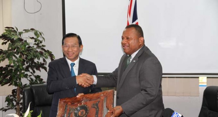 Government Looks To Improve Agriculture With Support From Thailand