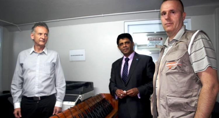 ITU Provides Emergency Telecommunication Equipment To Help