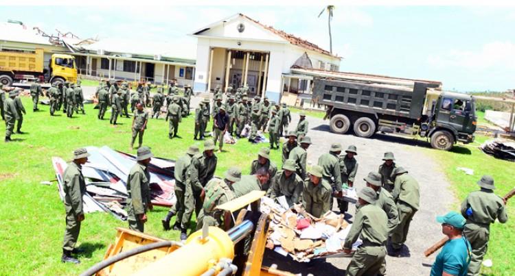 Big Schools Clean-up On
