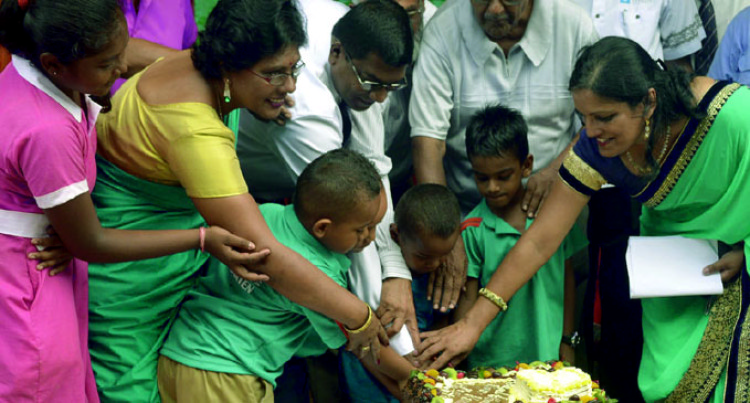 Education, Way Out of Poverty, Hardships: Reddy