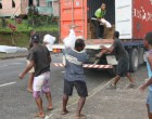 BSP Sends Relief Supplies To Eight Villages In Ra