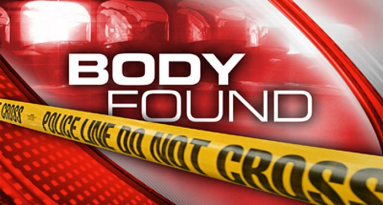 Dead Body Found On Road Cliff