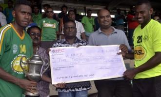 Nadi wins first Pillay Garments CVC title