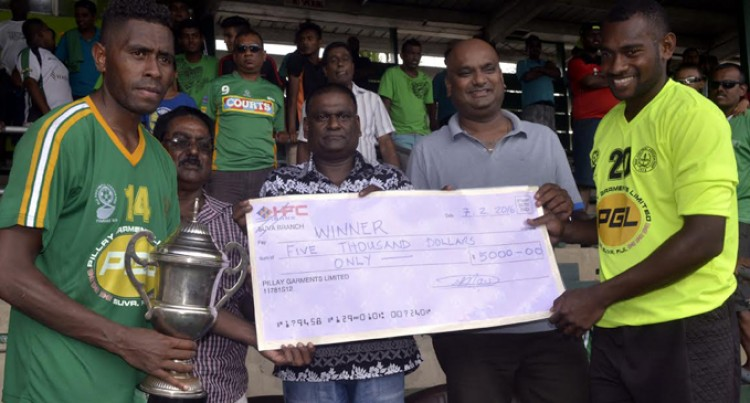Nadi wins first Pillay Garments CVC title