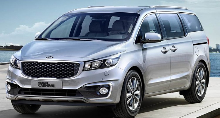 Kia Grand Carnival For Your Whole Family