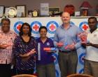 Colgate  Donates  Toiletries  for Victims