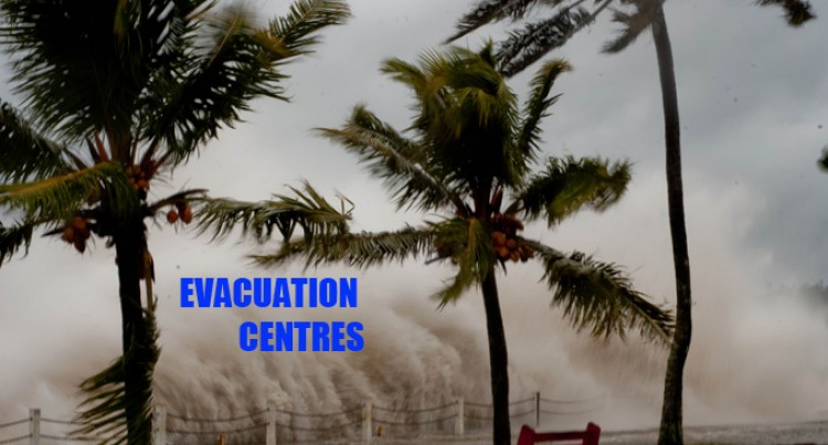 Evacuation Centres