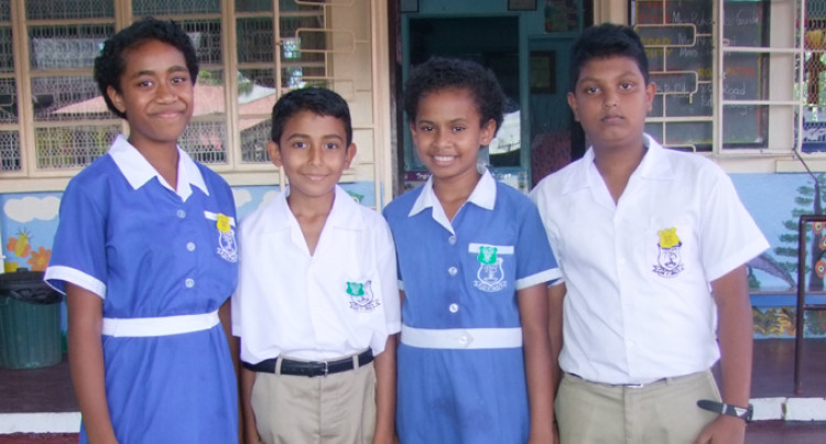 New Prefects Ready To Lead