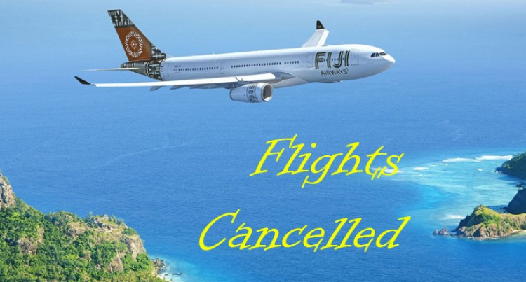 Flights Cancelled Because Of Winston