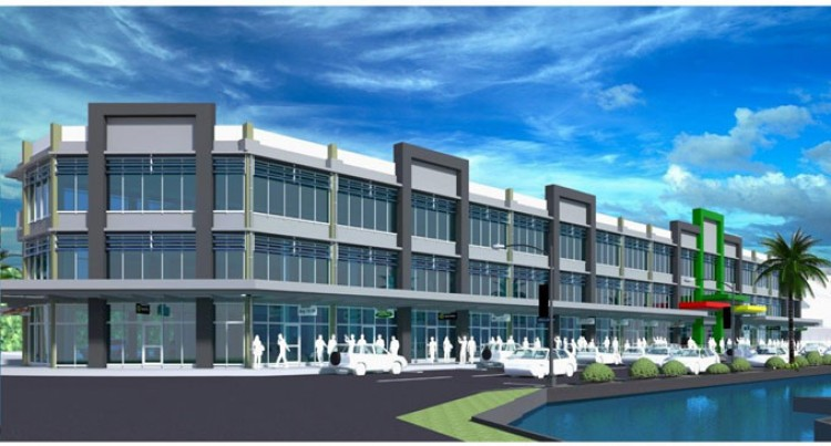 FNPF Says Greig Street Mall Interest Very Encouraging