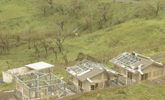 Homes, Livestock Fully Destroyed
