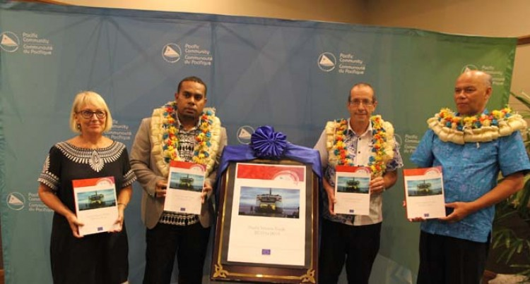 Trade Report Fills Gap On Trade Statistics In The Pacific