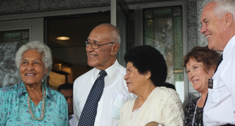World LDS Church Leader Blesses Fiji In Temple Prayer