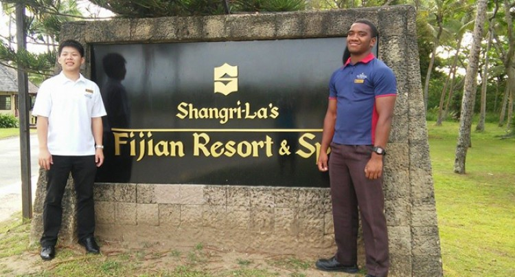 Shangri-La welcomes two USP interns