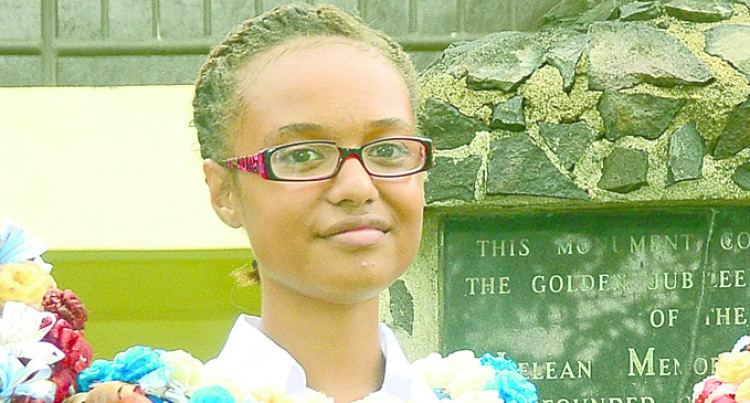 Headgirl Aspires To Be A Lawyer