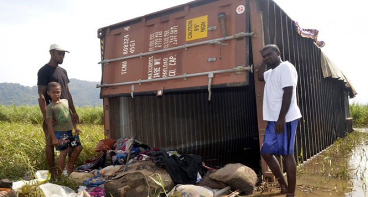 The Container That Twisted A Family's Life