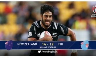 Fiji Go Down Fighting