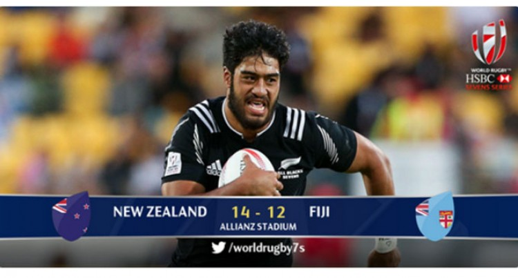 Fiji Go Down Fighting