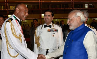 Naupoto Meets Modi