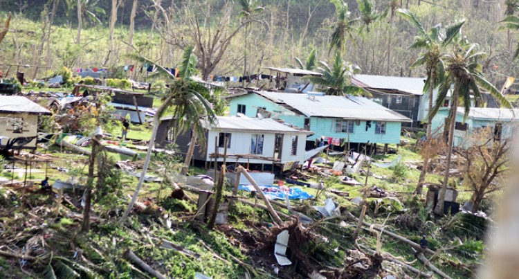 Relief For Cyclone Winston Victims Pour In