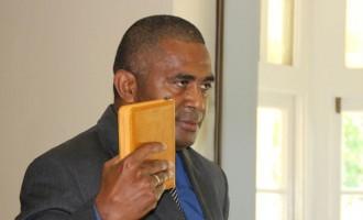 New Resident Magistrate Lomavatu Sworn-in