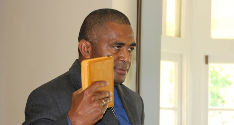 New Resident Magistrate Lomavatu Sworn-in