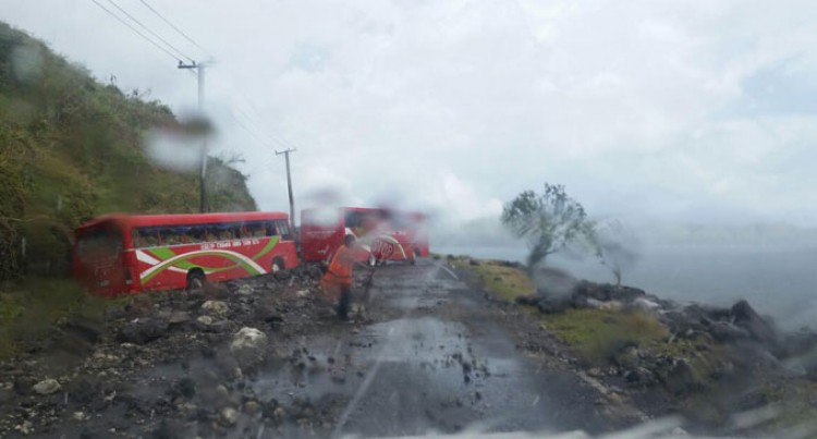 Taveuni Suffers Massive Destruction