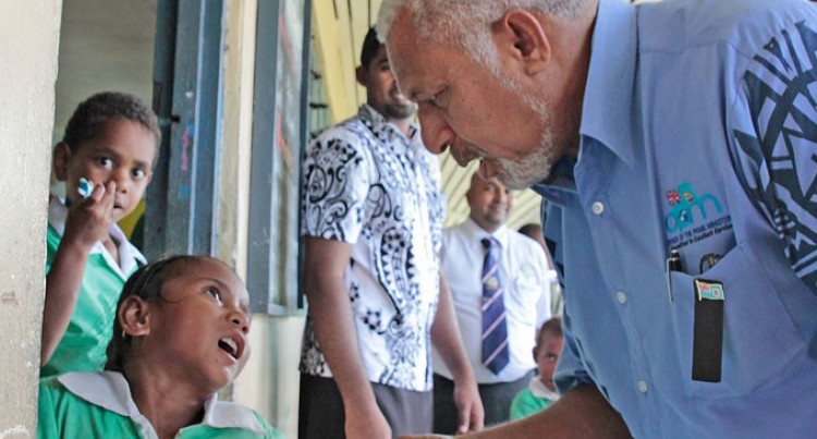 PM Backs Fiji Sun Campaign