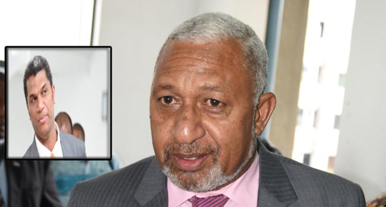MP's Silence Shows Split
