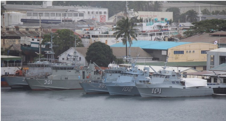 New Patrol Boats For Fiji